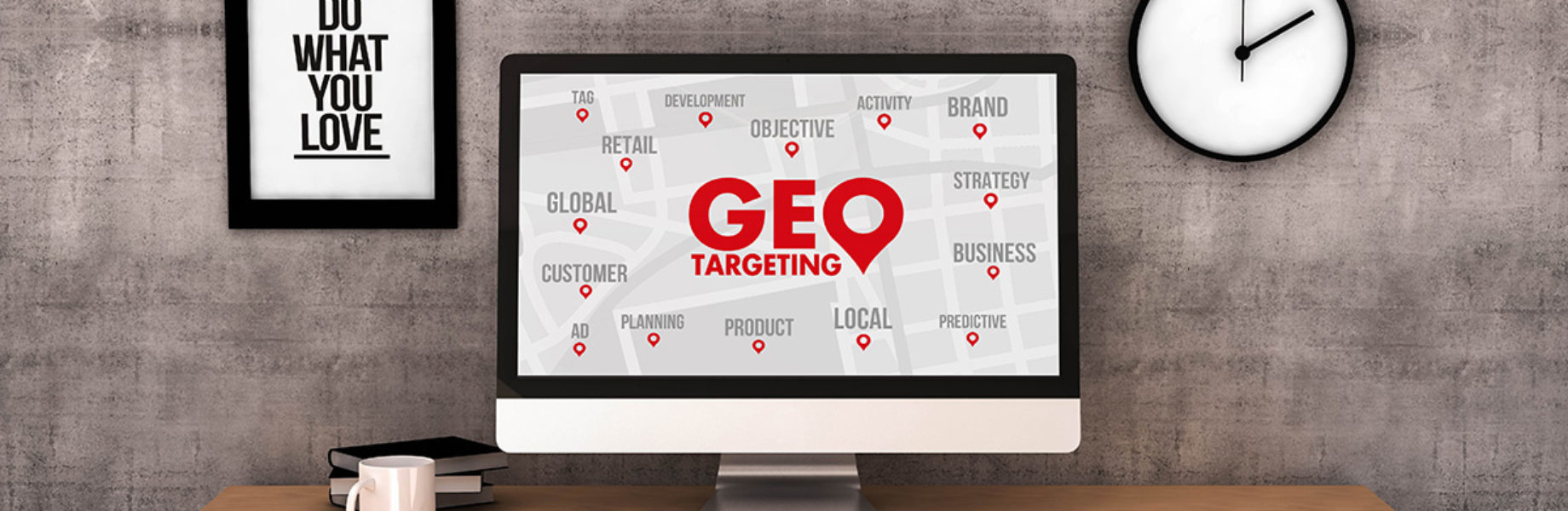 Geo-Targeting der Software-Kunden