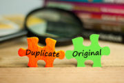 Risks of duplicating content