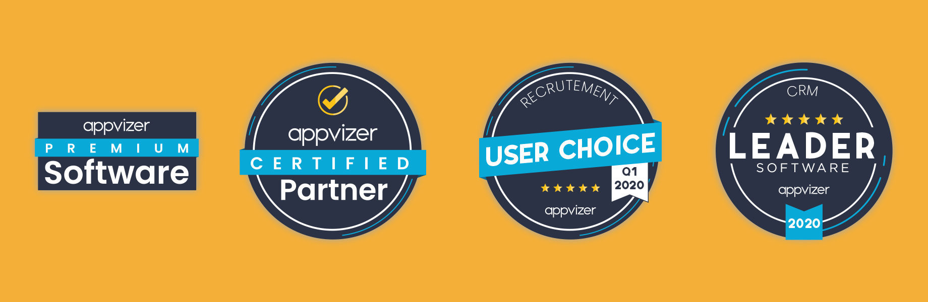How to get an appvizer badge?