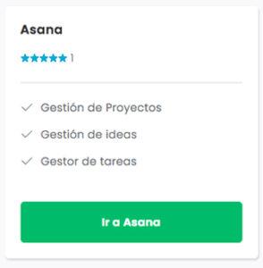 Asana CTA