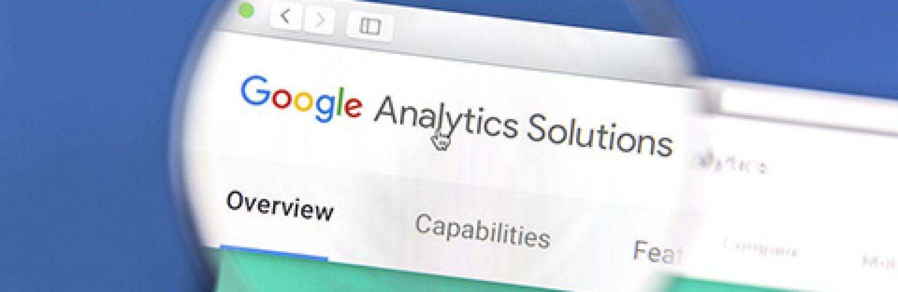 Seguir el tráfico y conversiones de appvizer en Google Analytics