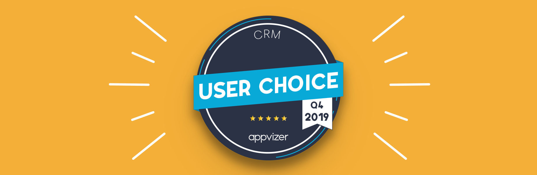 ¿Por qué un badge appvizer User Choice es atribuido a un software?