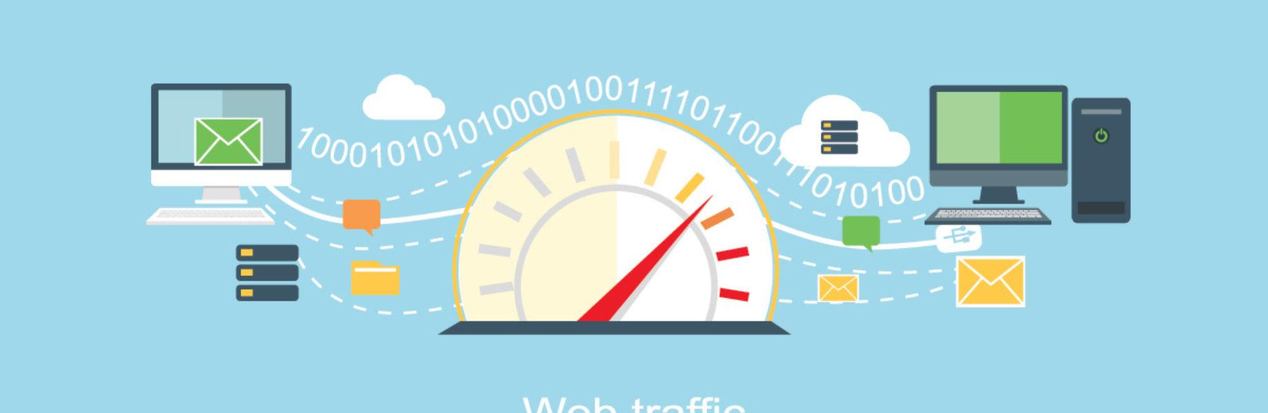 Quel est le volume de trafic sur appvizer ?