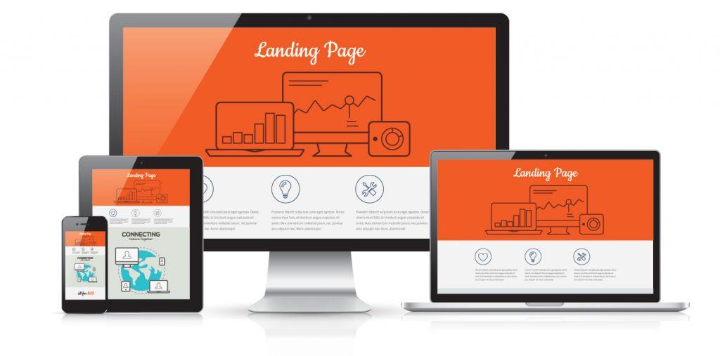 Création d'une Landing Page appvizer