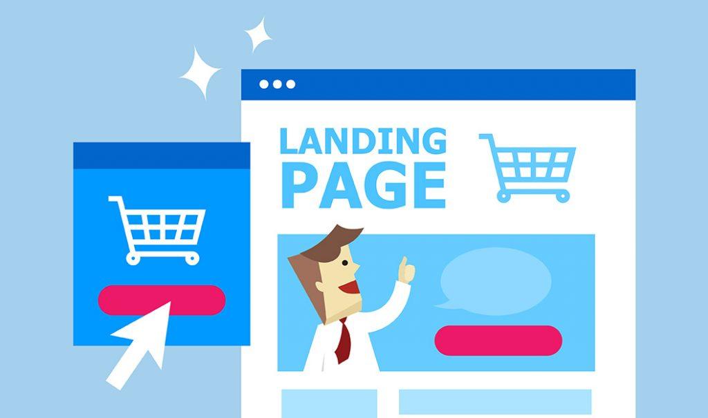 Outil gratuit de création de landing page