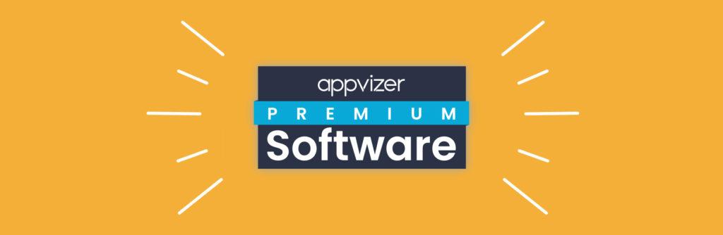 Badge appvizer Premium