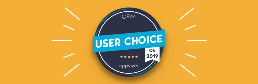 Pourquoi un badge User Choice appvizer est attribué à un logiciel ?
