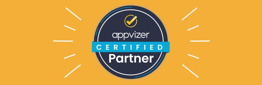 Badge appvizer Certified Partner