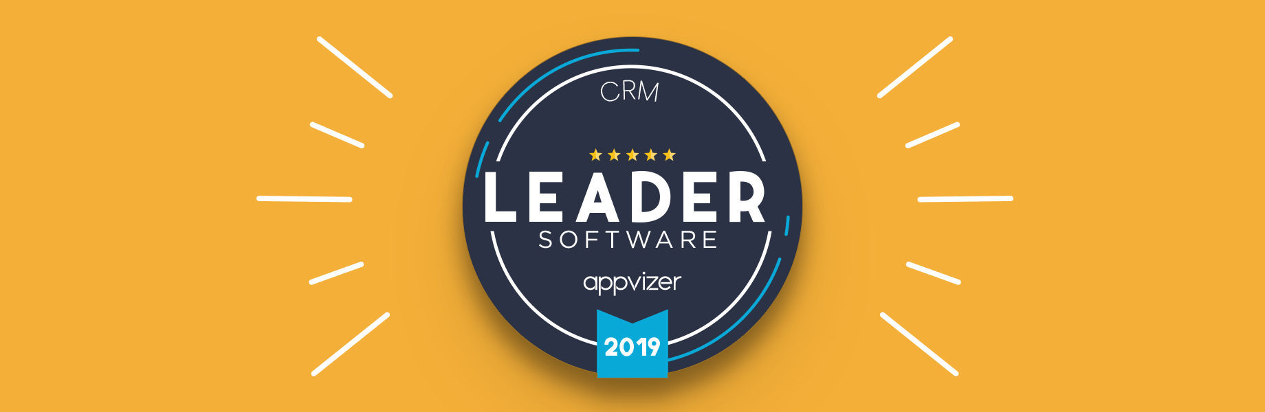 Su quali criteri appvizer attribuisce il badge Leader ad un software?